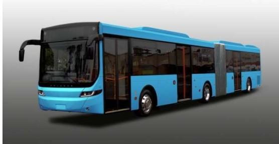 福岡連節バスのイメージ