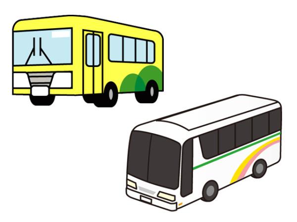 同じバスでも観光バスと路線バスでは運転テクニックが全く異なる話