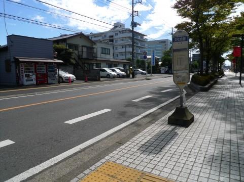 バス停で後扉をピッタリ停止位置に合わせるためのテクニックとは